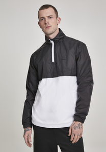 Urban Classics TB2748 - Stand Up Collar Pull Over Jacket
