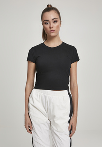 Urban Classics TB2754 - Ladies Stretch Jersey Cropped Tee