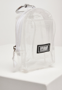 Urban Classics TB2762 - Transparent Mini Bag with Hook