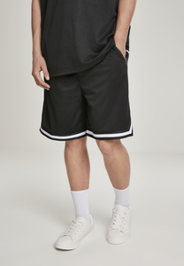 Urban Classics TB2891 - Premium Stripes Mesh Shorts