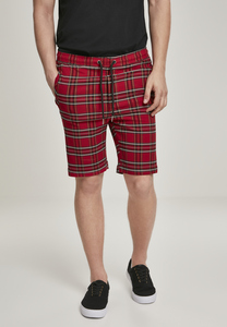 Urban Classics TB2898 - Checker Shorts