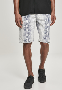 Urban Classics TB2908 - AOP Stretch Shorts