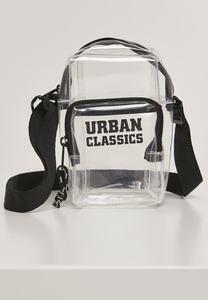 Urban Classics TB2931 - Transparent Crossbody Pouch