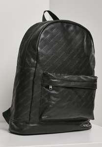 Urban Classics TB2935 - Imitation Leather Backpack