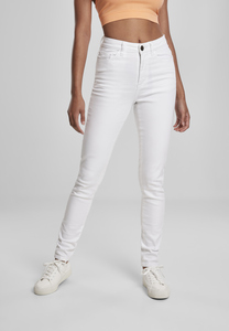 Urban Classics TB2970 - Ladies High Waist Skinny Jeans