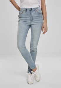 Urban Classics TB2971 - Ladies High Waist Slim Jeans