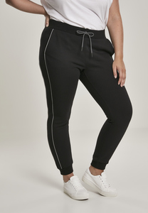 Urban Classics TB3023 - Ladies Reflective Sweatpants