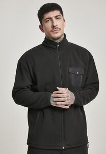 Urban Classics TB3119 - Polar Fleece Track Jacket