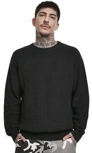 Urban Classics TB3129 - Cardigan Stitch Sweater