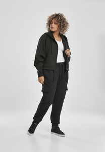 Urban Classics TB3229 - Women Cargo Sweat Pants