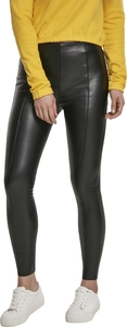 Urban Classics TB3238 - Ladies Faux Leather Skinny Pants