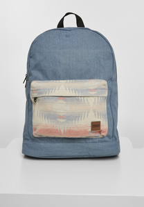 Urban Classics TB3343 - Inka Backpack Denim