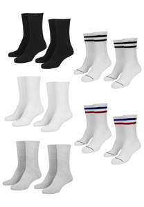Urban Classics TB3399 - Sporty Socks 10-Pack