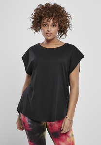 Urban Classics TB3406 - Ladies Basic Shaped Tee