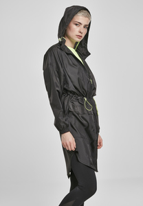 Urban Classics TB3422 - Ladies Transparent Light Parka