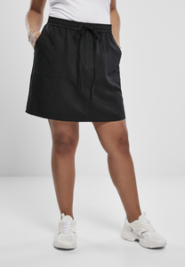 Urban Classics TB3428 - Ladies Viscose Twill Skirt