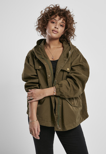 Urban Classics TB3440 - Ladies Oversized Parka Jacket