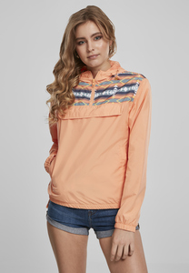 Urban Classics TB3455 - Ladies Inka Pull Over Jacket