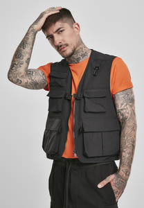 Urban Classics TB3470 - Gilet Tactical