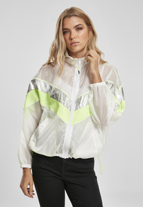 Urban Classics TB3642 - Ladies 3 -Tone Light Track Jacket