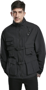 Urban Classics TB3665 - Multi Pocket Nylon Jacket