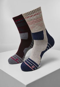 Urban Classics TB3742 - Hiking Performance Socks 2-Pack