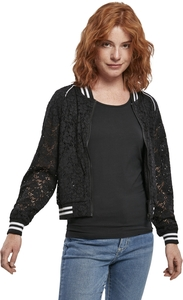 Urban Classics TB3775 - Ladies Lace College Blouson