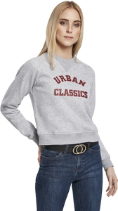 Urban Classics TB3780 - Ladies Short College Crew
