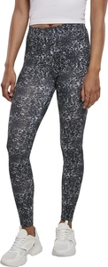 Urban Classics TB3786 - Ladies AOP Leggings
