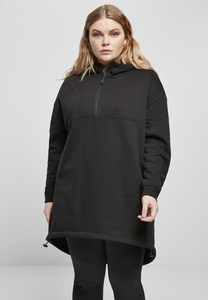 Urban Classics TB3788 - Ladies Long Oversized Pull Over Hoody