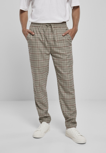 Urban Classics TB3796 - Tapered Check Jogger Pants