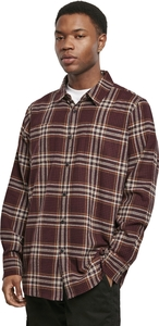 Urban Classics TB3807 - Checked Campus Shirt