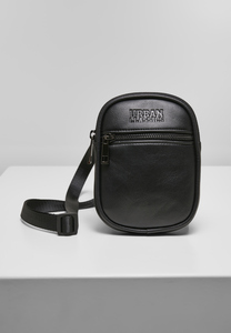 Urban Classics TB3858 - Imitation Leather Neckpouch