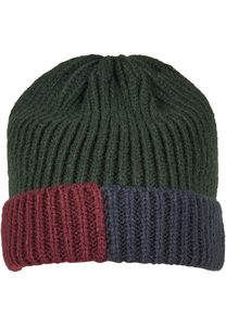 Urban Classics TB3864 - Colorblocking Fisherman Beanie
