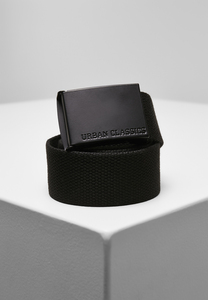 Urban Classics TB4037 - Colored Buckle Canvas Belt