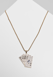 Urban Classics TB4059 - Cards Necklace