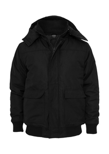 Urban Classics TB429 - Heavy Hooded Winter Jacket