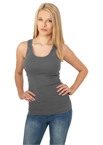 Urban Classics TB453 - Ladies Faded Tanktop