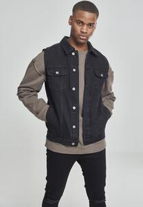 Urban Classics TB514 - Denim Vest blackdark