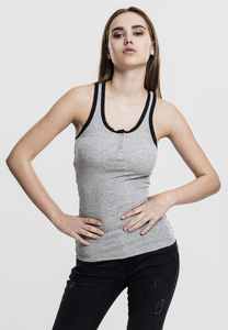 Urban Classics TB699 - Dames Knoop Veters Tanktop