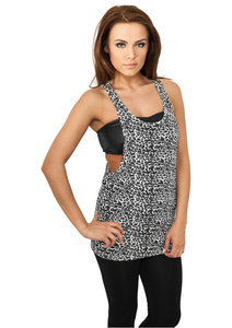 Urban Classics TB719 - Ladies Leo Loose Tank