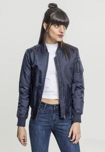 Urban Classics TB807 - Women Basic Bomber Jacket
