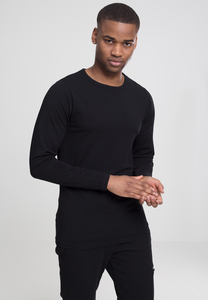Urban Classics TB816 - Fitted Stretch L/S Tee