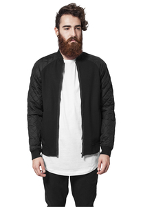Urban Classics TB859 - Diamond Nylon Sweatjacket