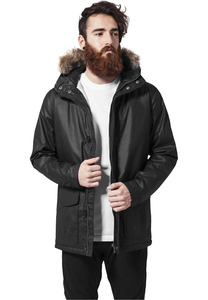 Urban Classics TB896 - Coated Cotton Parka
