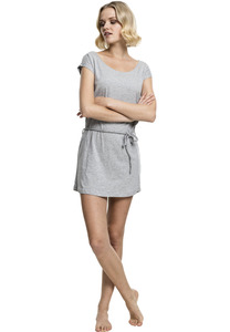Urban Classics TB923 - Ladies Slub Jersey Dress