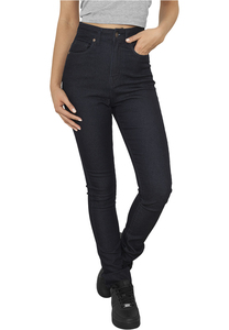 Urban Classics TB956 - Ladies High Waist Denim Skinny Pants