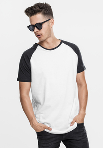 Urban Classics TB966 - Shaped Raglan Long Tee