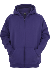 Urban Classics UK006 - Kids Zip Hoody