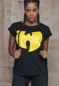 Wu-Wear WU006 - Dames Wu-Wear Logo Shirt